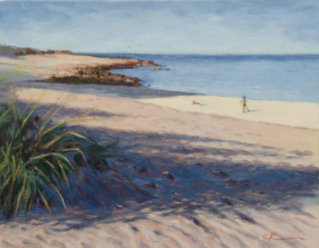 beach, point samson