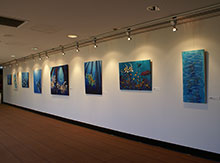 karratha airport art exhibition