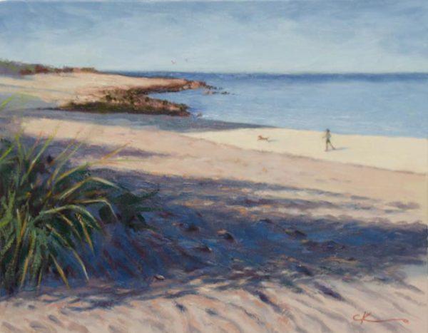 beach, point samson